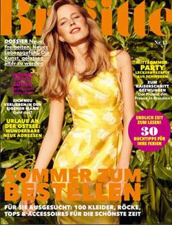 Brigitte Ausgabe 13/2014